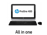 Hp Top value all in one