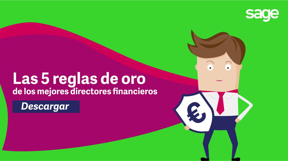 5 reglas director financiero