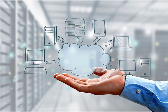 Control Group - Solución - Veeam Cloud Connect