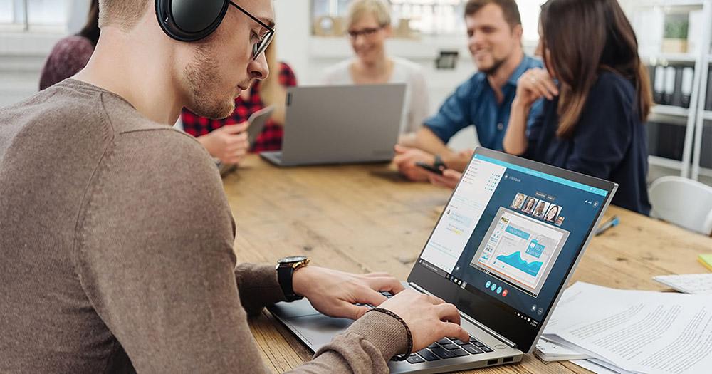 Control Group - Solución - Equipos de sobremesa, portátiles y monitores Lenovo