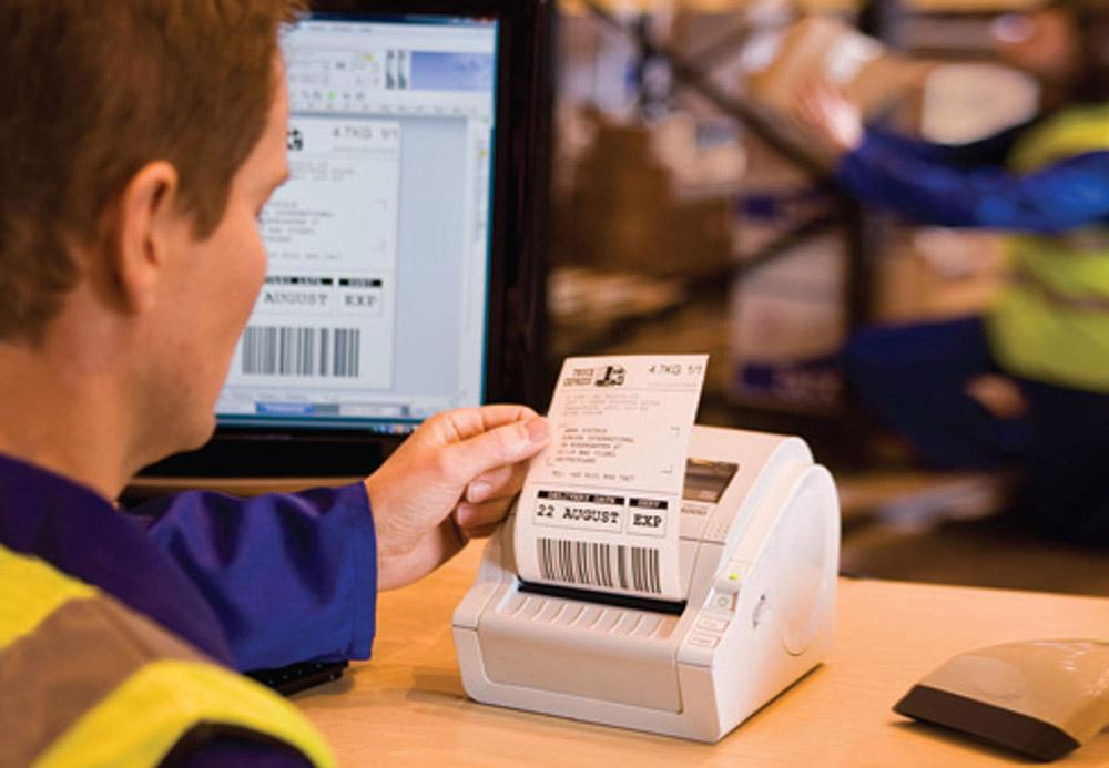 Control Group - Soluciones - Impresoras de etiquetas y suministros