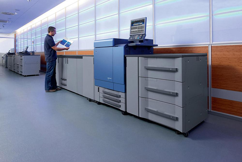 Control Group - Soluciones - Impresoras y multifuncionales Konica Minolta