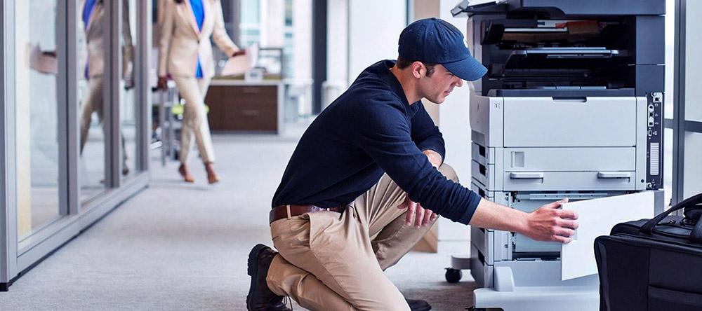 Control Group - Soluciones - Servicios gestionados de mantenimiento de impresión