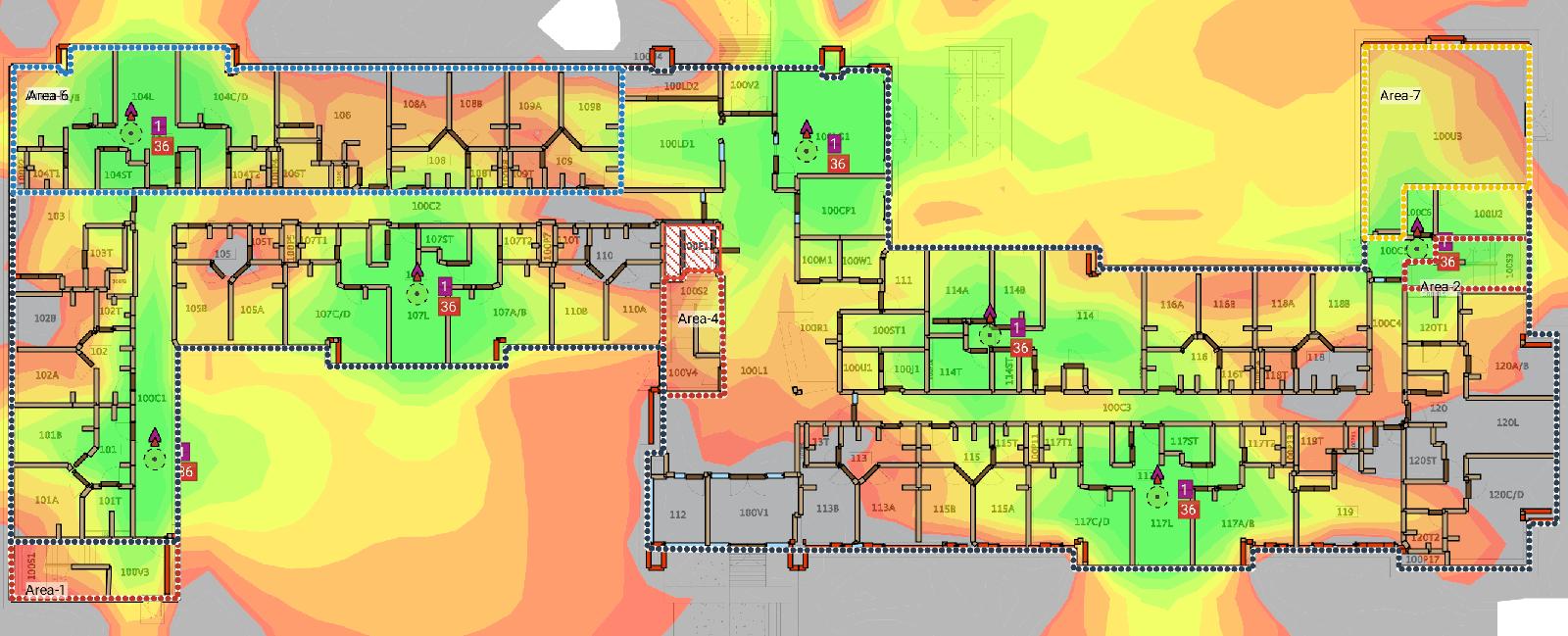 heatmap wifi