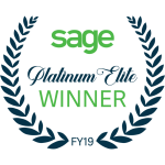 Control Group - Logo Sage Platinum Elite Winner FY19