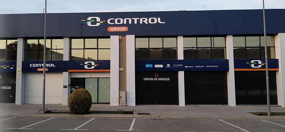 Control Group - Instalaciones
